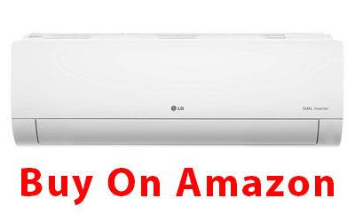 LG 1.5-Ton 5-Star Inverter Split AC - MS-Q18YNZA