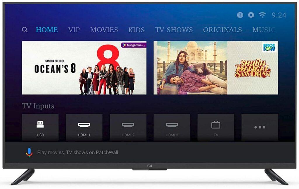 Mi TV 4A PRO (43 Inches)