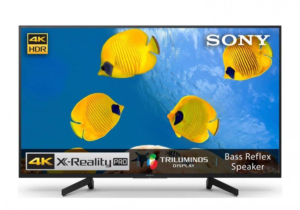 Best 43 inch Smart TVs Sony KDL-43W6603